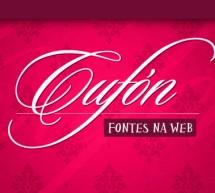 Cufon para usar qualquer tipo de font na web