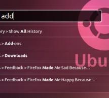 HUD – Menus inteligentes para o Ubuntu