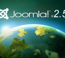Lançado o Joomla! 2.5 com funcionalidades extras e atualizações rápidas