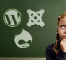 WordPress, Drupal ou Joomla: qual a melhor solução para o seu projeto?