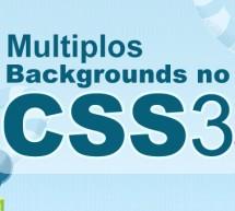 Básico de CSS3 – Múltiplos Backgrounds