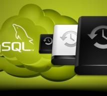 Criação de backups de banco de dados MySQL automáticamente
