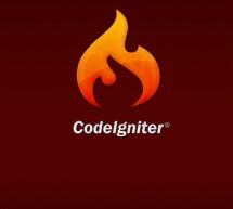 Curso completo de CodeIgniter em vídeo aula online