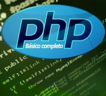 PHP básico completo em 15 Video Aulas