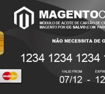 MAGENTO – CC Salvo com Parcelamento