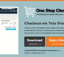 OSC-Magento-Brasil – Magento One Step Checkout free e normatizado para o Brasil