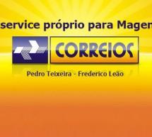Webservice aleternativo para os correio no Magento